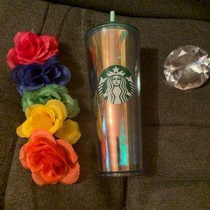 NEW Reusable Starbucks Cup